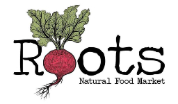Logo for Roots Fruit and Vegetables